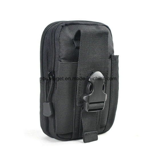 f15c044c72 Outdoor Tactical Holster Military Molle Hip Waist Belt Bag Wallet Pouch  Purse Phone Case with Zipper for iPhone 7 6s Plus 5s Samsung Galaxy S7 S6  Esg10270