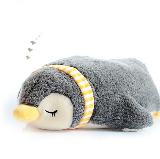 Cute Penguin Stuffed Soft Cotton Plush Toys for Babies and Children