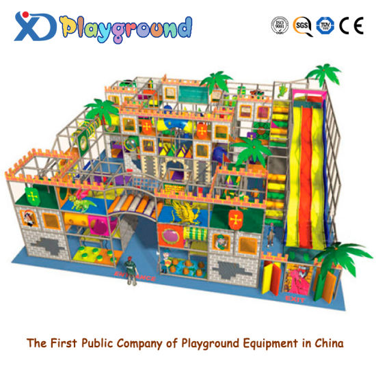 High Quality Kids Indoor Playground Items with Cheap Price pictures & photos
