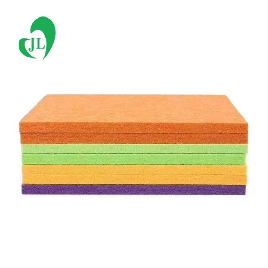 Interior Wall Board Polyester Fiber Acoustic Panel