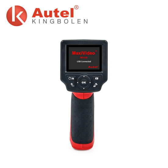"Autel Maxivideo Mv208 Digital Inspection Videoscope Diagnostic Boroscope Endoscope Camera 8.5mm Imager Head 2.4"" Screen pictures & photos"