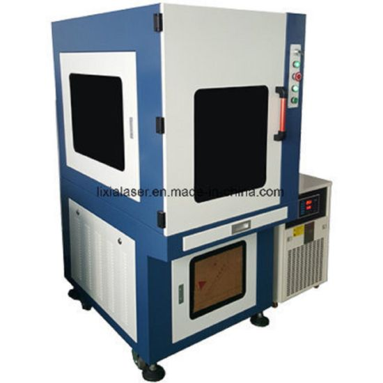 3W/5W/7W UV Laser Inkjet Laser Machine (LS-P3500) for Metal and Pipe pictures & photos