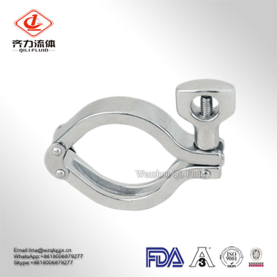 Lowest Price of Market for Stainless Steel 304/316L Tri-Clamp pictures & photos