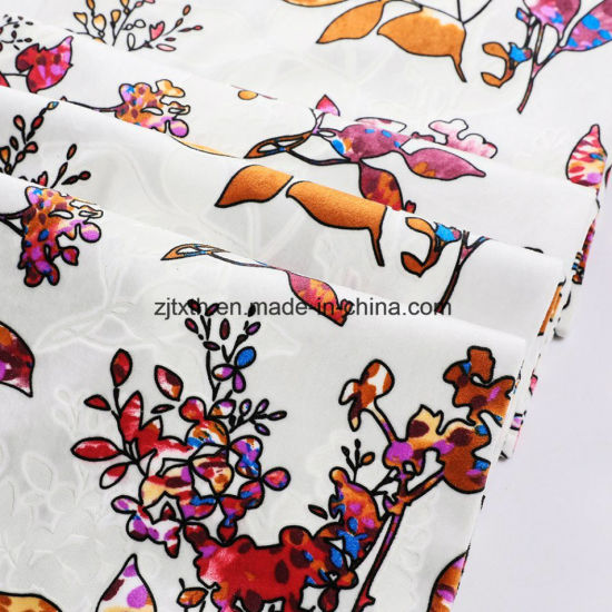 New Home Textile Fabric with Knit Fabric Printing Polyester Fabric for Sofa pictures & photos