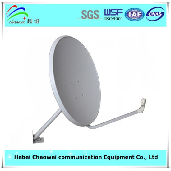 Ku-60cm Satellite Dish Antenna TV Receiver Outdoor Use pictures & photos