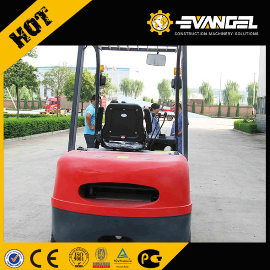Electric Fork Lift Battery Forklift with Charger (CPD15FJ) pictures & photos