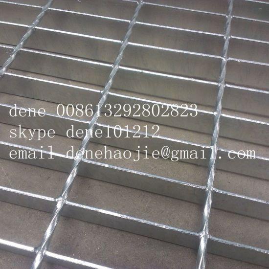 China TUV Rheinland Steel Grating for Construction - China