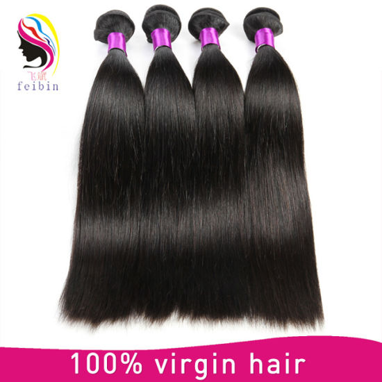 Wholesale Virgin Hair Weaving/Remy Hair Extension / Virgin Brazilian Human Hair pictures & photos