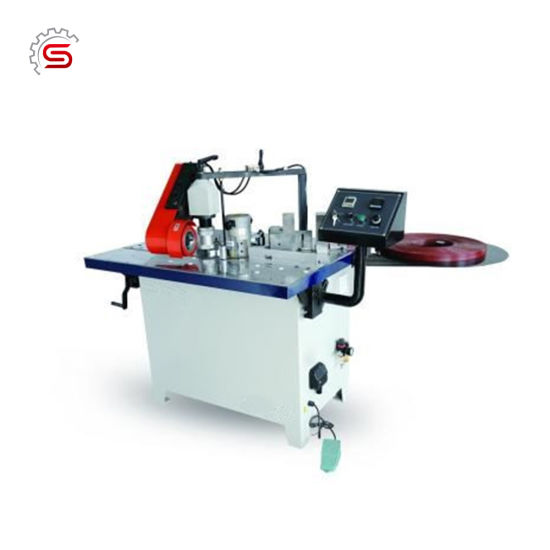 China Semi-Auto Curve Edge Banding Machine for Sale - China