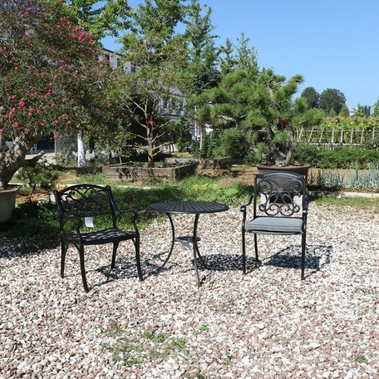 China Outdoor Furniture Seaside Difference Table And Chairs No