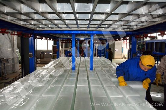Easy Operation Ice Making Large Capacity Direct Block Ice Making Machine pictures & photos