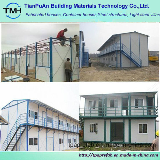 Easy Installation China Prefabricated House Manufacture - China ...