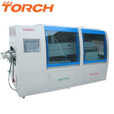 Automatic MID Size SMT Wave Soldering Machine for PCB Tb880c