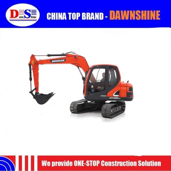 Doosan Ex88-9c 8 Ton Mini Crawler Excavator pictures & photos