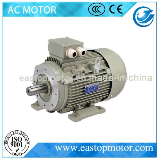 High Efficiency Motor Squirrel Cage AC Motorsc with Ie2 Standard