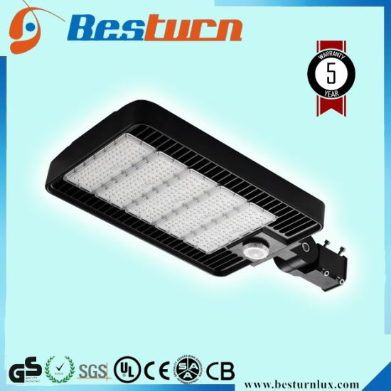 High Quality LED Solar Street Panel Light with 5 Years Warranty