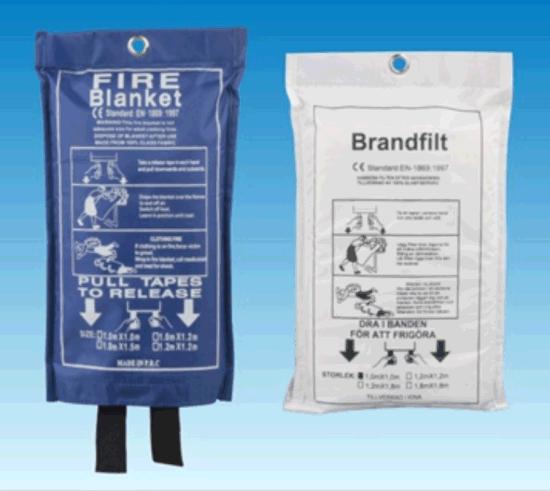 Fire Resistant Emergency Blanket (HS-902)