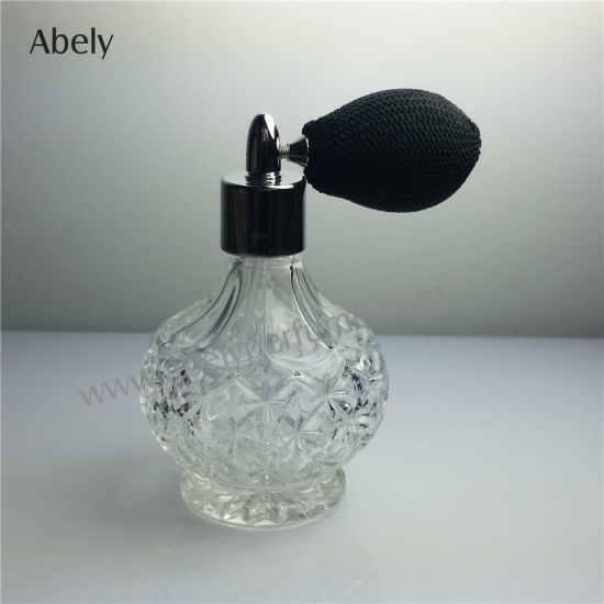 100ml Elegant Sexy Glass Vintage Classical Perfume Bottle pictures & photos