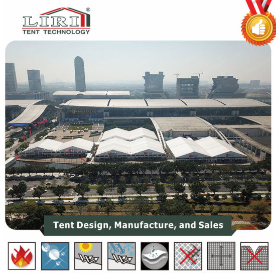60m Width Marquee Tent Hall for Exhibition From The Best Tent Manufacturer in China & 60m Width Marquee Tent Hall for Exhibition From The Best Tent ...