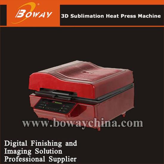 3D Sublimation Vacuum Heat Transfer Print on Mug