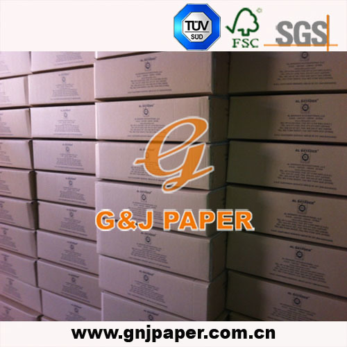 High White Mg Sandwich Packaging Paper for Hot Dog Wrapping