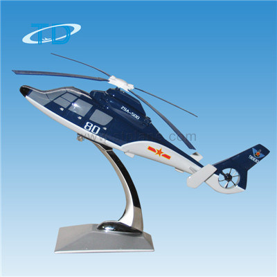 Hot Selling! Z-9 as a Promotion Gift Model Helicopter