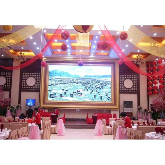 P10 Indoor LED Display Panel for Events