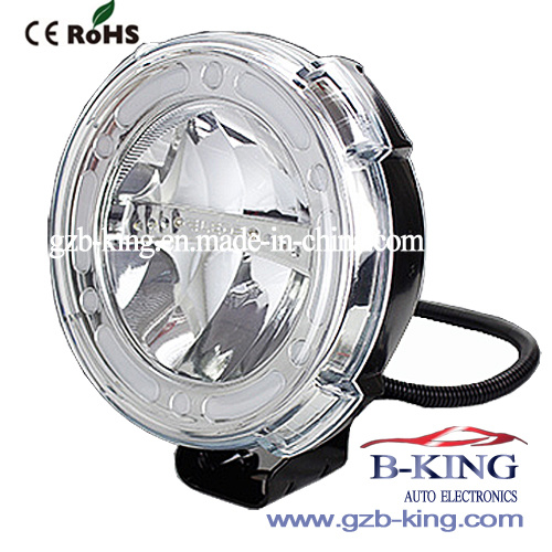 New Arrival 7 Inch LED Driving Work Light pictures & photos