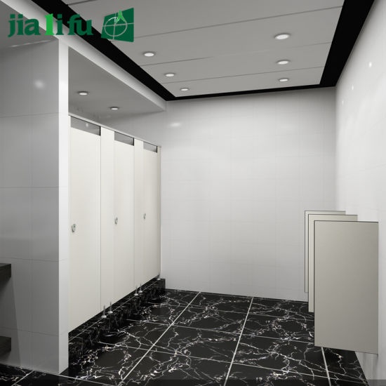 China Jialifu Laminated Commercial Bathroom Partition For Hotel - Laminate bathroom partitions