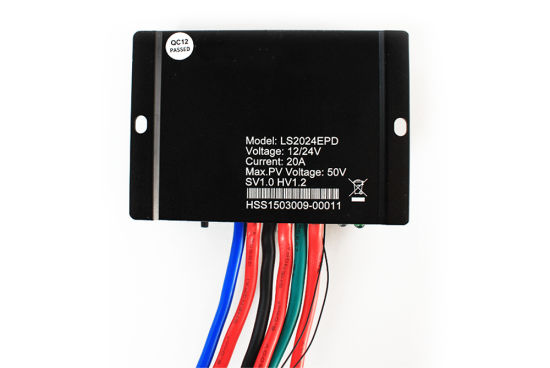 20A 12V 24V IP67 Solar Light/Power System Charge Controller pictures & photos