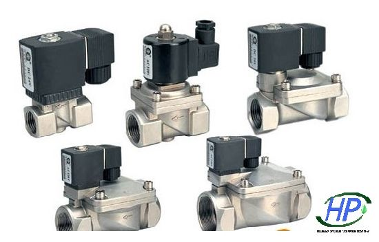Brass Solenoid Valve for Industrial RO Water System