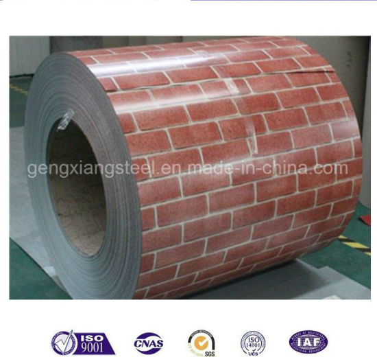 Brick Red Stainless Steel Sheets in Coils Building Material