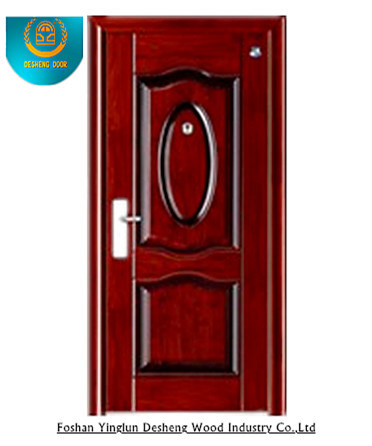 European Style Stainless Steel Door of Red Brown Colour (GS-8012)  sc 1 st  Foshan Yinglun Desheng Wood Industry Co. Ltd. & China European Style Stainless Steel Door of Red Brown Colour (GS ...