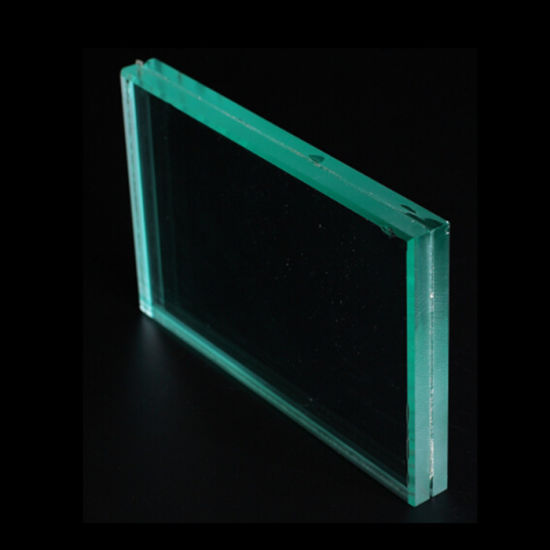10mm 12mm Thick Clear Tempered Laminated Building Glass