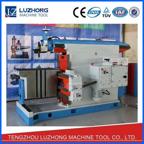 Metal Horizontal Planner Machine BC6085 Shaper Machine Price