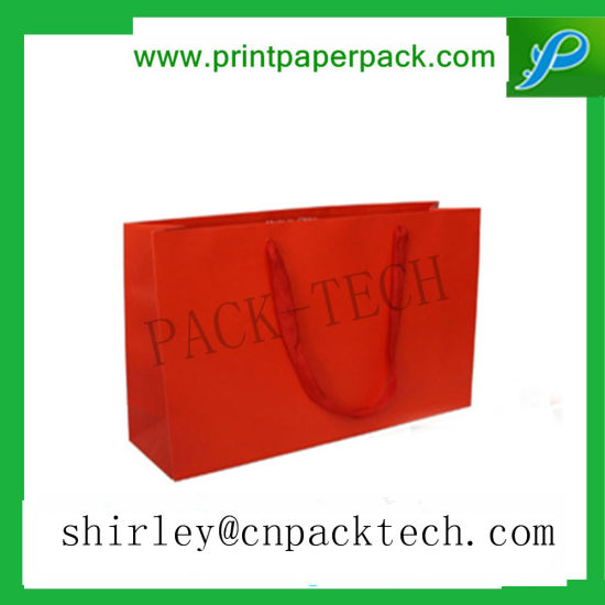 Superior Customized Shopping Food/ Apparel/ Shoes Paper Bag
