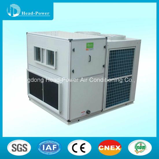 China 220v 12 Ton Hitachi Compressor Marine Rooftop