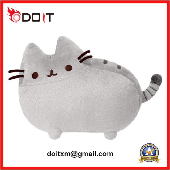Plush Toy Factory Grumpy Plush Toy Cat Wholesale