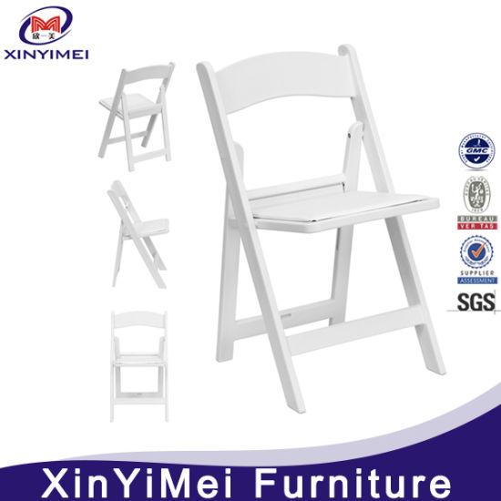 china wooden padded folding chair white wimbledon chair china