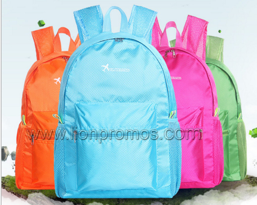 Outdoor Sports Travel Light Folding Backpack School Bag pictures & photos