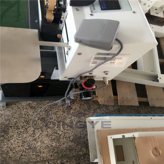Lf1080b Continues Air Suction Band Sealer pictures & photos