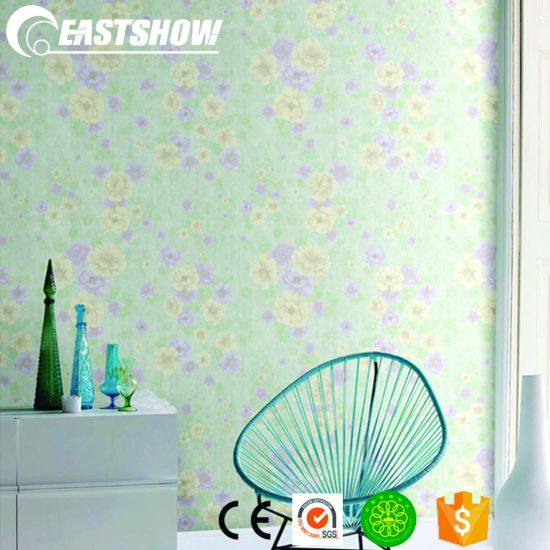 No Glue Self Adhesive Vinyl Wallpaper 220 250g Sqm 53cm 10m