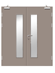 China Exterior Fire Doors and Frames - China Fire Rated Doors ... on