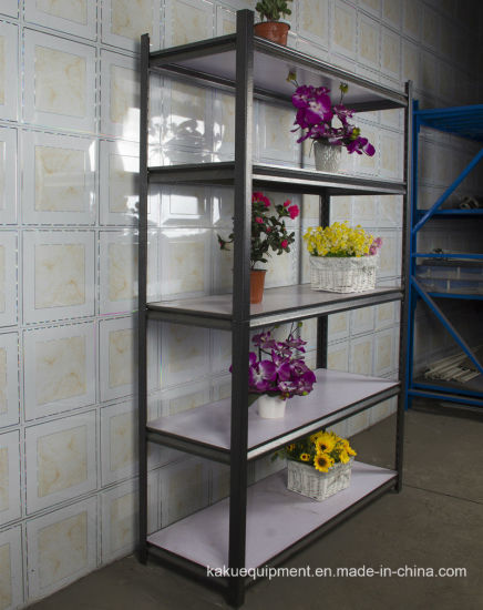 Warehouse Storage Steel Light Duty Boltless Racking pictures & photos