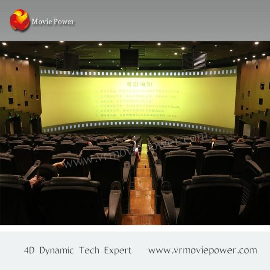 China Free Installation 4D Movie Theater Seats Professional