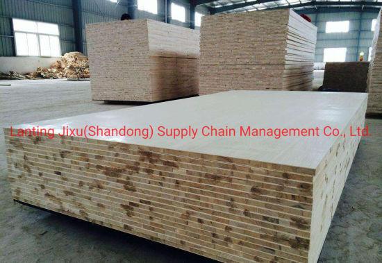 Furniture and Decoration Grade Melamine Block Board/Wood Block Board/Malacca Wood and Albasia Blockboard
