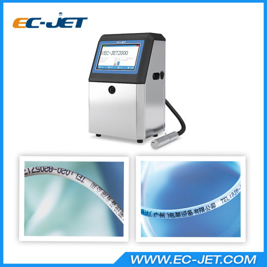 Continuous Inject Printer for Expiry Date Printing on Products Packages (EC-JET2000) pictures & photos