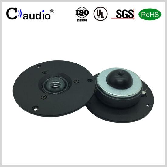 28mm Textile Dome Tweeter 110mm Aluminum Frame Professional Speaker
