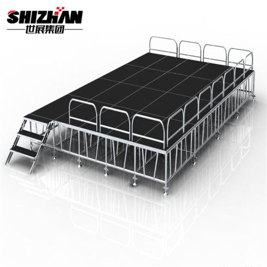 Portable Modular Outdoor Concert Stage