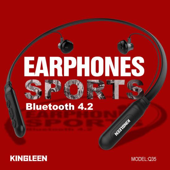 China Model Q35 Sports Bluetooth Headset Factory Wholesale China Bluetooth Headset And Earphone Price